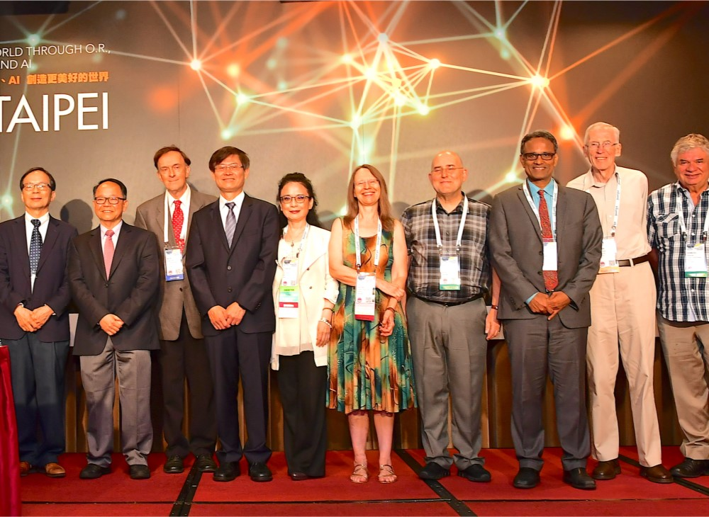 Asia University International AI & Blockchain Consortium Teams up with INFORMS, the First Time Ever, Sponsored by Nearly Twenty Corporations of Different Fields, Making Taiwan the Center of International Attention.