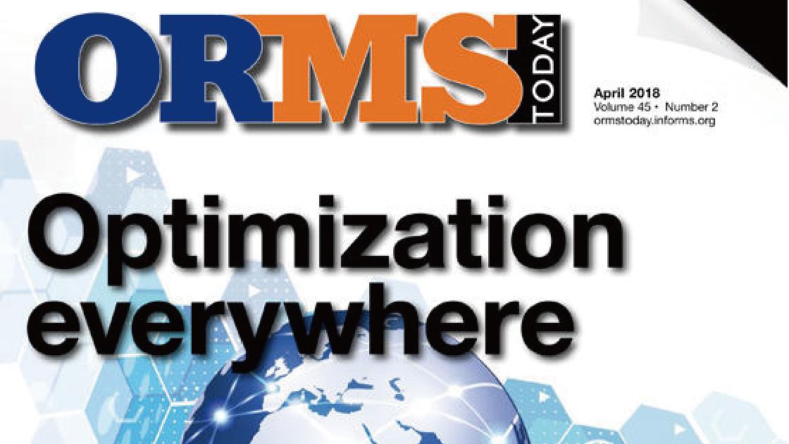 亞大國際產學聯盟獲國際刊物ORMS Today報導,打開國際知名度!