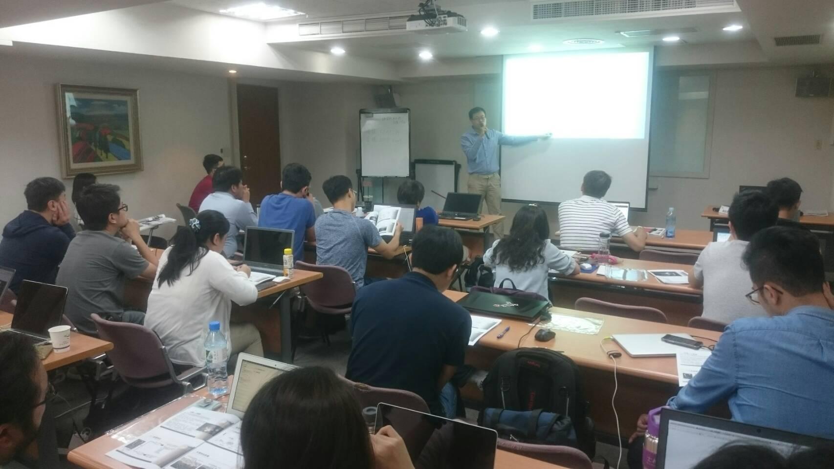 與台北市電腦公會、臺灣金融科技公司合辦第一期「人工智慧實務特訓班」!