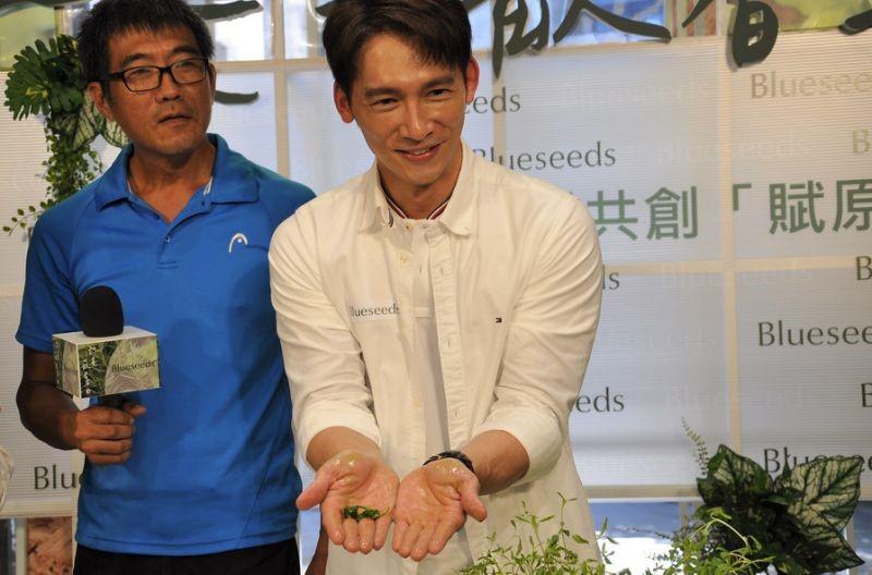 響應社企環保行動 溫昇豪呼應李奧納多:別讓下一代憎恨我們