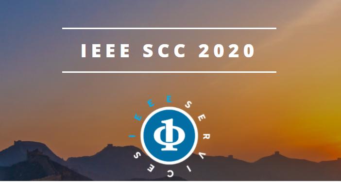 林蔚君講座教授榮任2020 IEEE World Congress on Services研討會主席。
